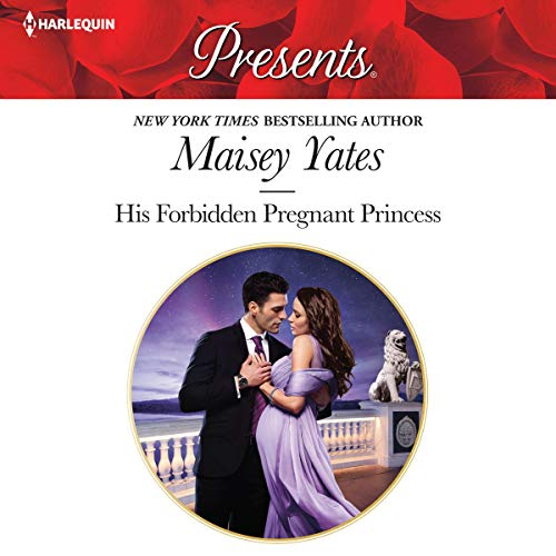 His Forbidden Pregnant Princess cover art