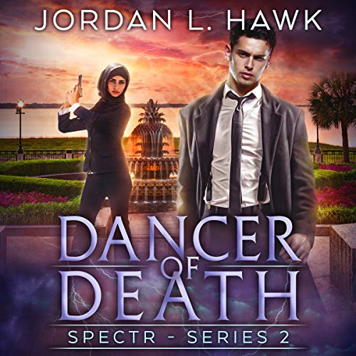 Couverture de Dancer of Death