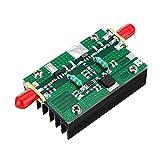 ILS - 1MHz-1000MHZ 35DB 3W HF VHF UHF FM Transmisor de Banda Ancha RF Power Amplificador para jamó Radio