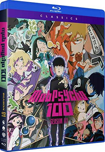 Mob Psycho 100 - Season 1 - Classics [Blu-ray]