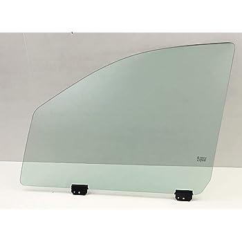 NAGD Compatible with 2007-2012 Dodge Caliber 4 Door Hatchback Driver Left Side Rear Door Window Glass