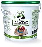 AniForte Barf Complete Pulver 1kg für Hunde, 100% Natur Rundumversorgung - Natürlich, Artgerecht...