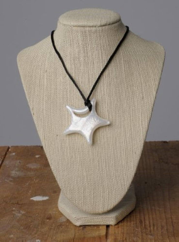 Teethease Star Pendant - Pearl