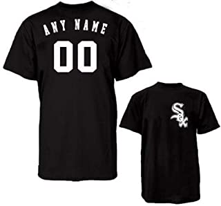 personalized white sox shirt