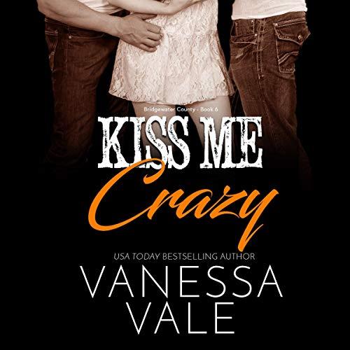 Kiss Me Crazy cover art