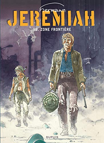 Jeremiah, tome 19 : Zone frontière