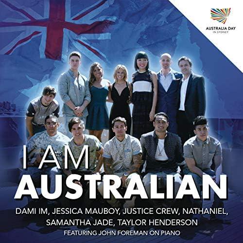 Dami Im, Jessica Mauboy, Justice Crew, Nathaniel, Samantha Jade & Taylor Henderson feat. John Foreman