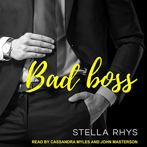 Bad Boss audiobook cover art