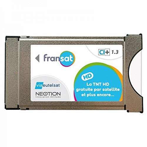 NEOTION FRANSAT PCMIA Modul Tuner Ja (MPEG4SD)