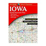 DeLorme® Iowa Atlas & Gazetteer (Delorme Atlas & Gazetteer)