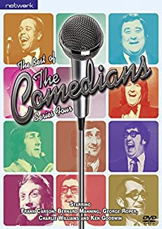 The Best Of The Comedians - Series Four