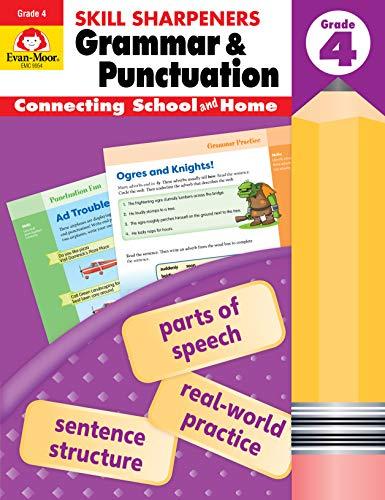 Compare Textbook Prices for Evan-Moor Grammar & Punctuation, Grade 4  ISBN 9781629388724 by Evan Moor
