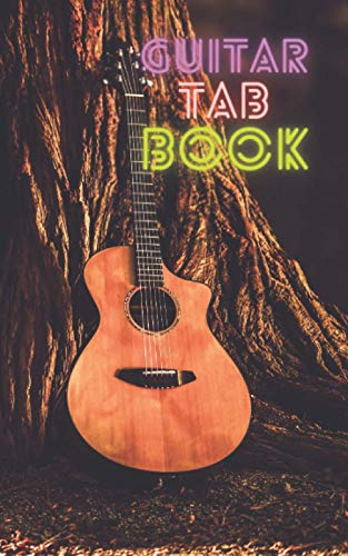 Guitar Tab Book: Smart Songwriting Journal, Handy Sized 5'x8', Blank Tablature Writing Paper with Chord Diagrams, Music Composition Diary, Valuable Keepsake c/w Sketchbook, Graph Paper, Ruled Notebook