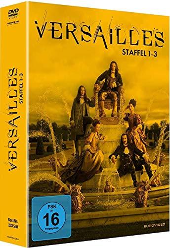 Versailles - Staffel 1-3 [12 DVDs]