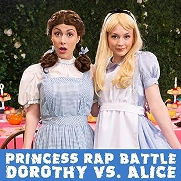 Dorothy vs. Alice: Princess Rap Battle