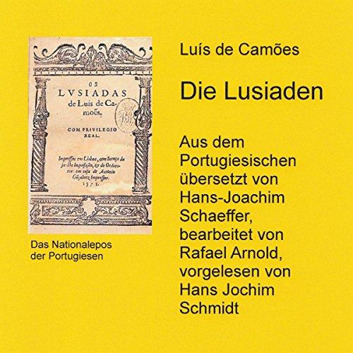 Die Lusiaden: Das Nationalepos der Portugiesen Titelbild