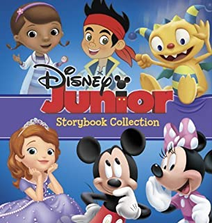 Disney Junior Storybook Collection Special Edition by Disney Book Group (November 28, 2014) Hardcover