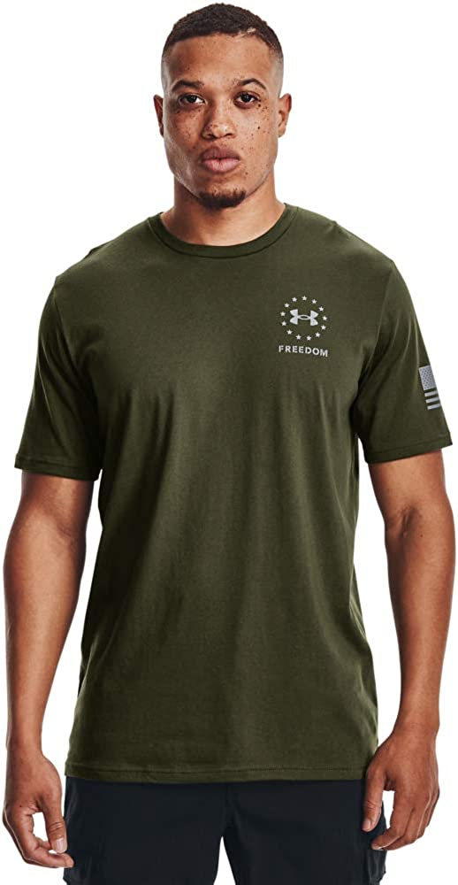 Under Armour Men's excellence free shipping Tac Spine Freedom T-Shirt
