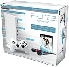PlayStation 2 SingStar Bundle - Ceramic White