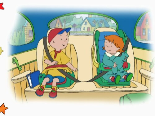 Caillou's Favorite Things & other Stories: Caillou's Favorite Things