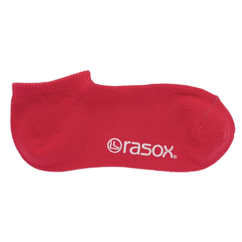 ラソックス rasox ベーシック?スニーカー BA190SN01 ユニセックス 靴下