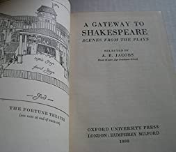 selected scenes from shakespeare's plays
