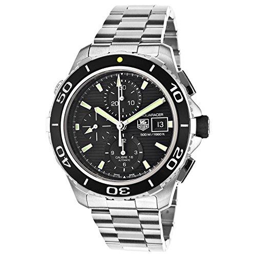 Tag Heuer Aquaracer uomo cronografo stainless steel orologio