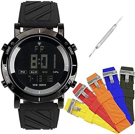 732f2cb1e35 Relógio Masculino Tuguir Digital TG6017 Preto