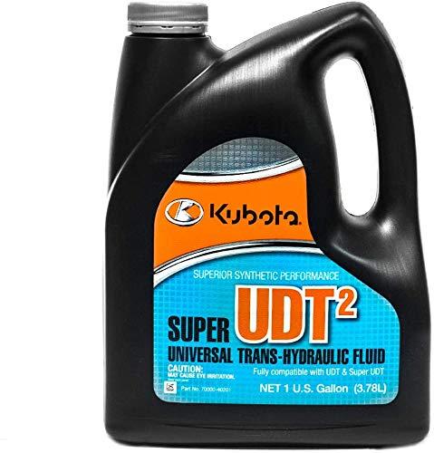 Genuine OEM Kubоtа 1 Gallon Super Udt2 Trans-Hydraulic Fluid One Gallon