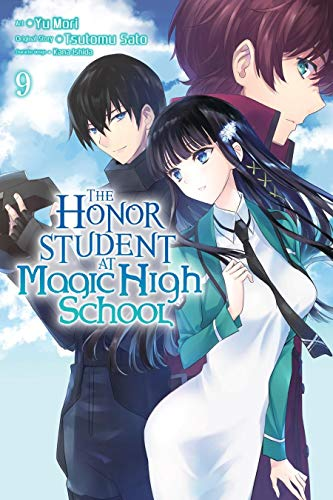 The Honor Student at Magic High School Vol. 9