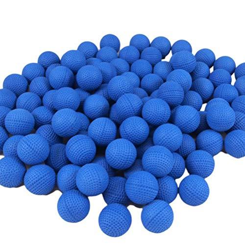 Insuwun Children's Toy Marbles- 50/100Pcs Rounds Foam...