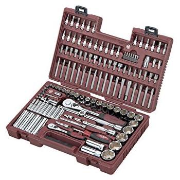 KRAFTWERK 4047 - Estuche univ. llaves de vaso HIGHTECH: Amazon.es: Bricolaje y herramientas