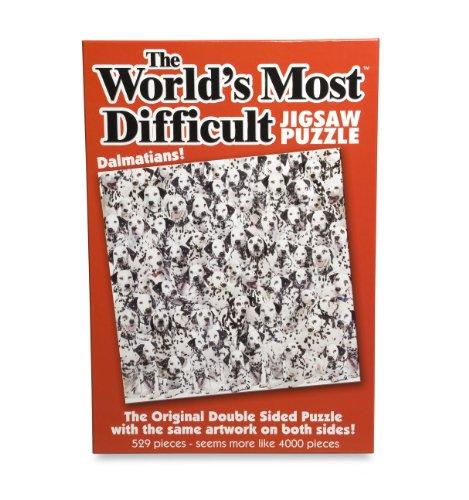 Paul Lamond 6280 - WorldS Most Difficult Jigsaw Puzzle, diseño de dálmatas
