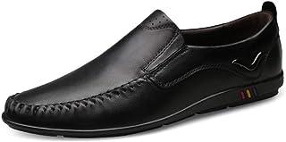 Chaussures en cuir, chaussures de sport, travail, Penny Mocaafers pour hommes Véritable Robe d'affaires en cuir de mariage...