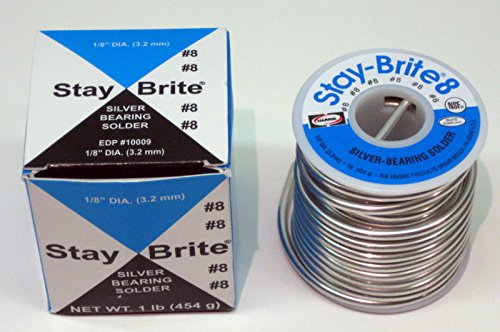 Stay-brite 8 1/8