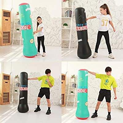 Sunywear Inflatable Thickening Fighting Column Decompression Fitness Boxing Column Toy Pool Rafts Inflatable Ride-ons