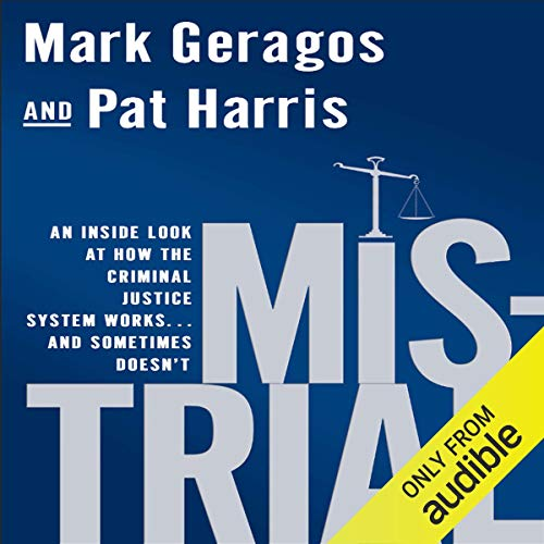 Mistrial audiobook cover art