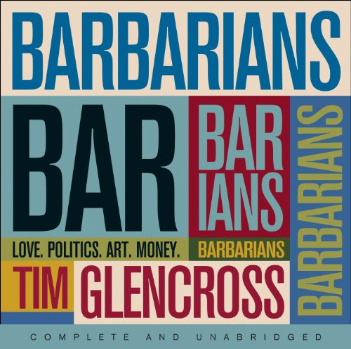 Barbarians audiobook cover art