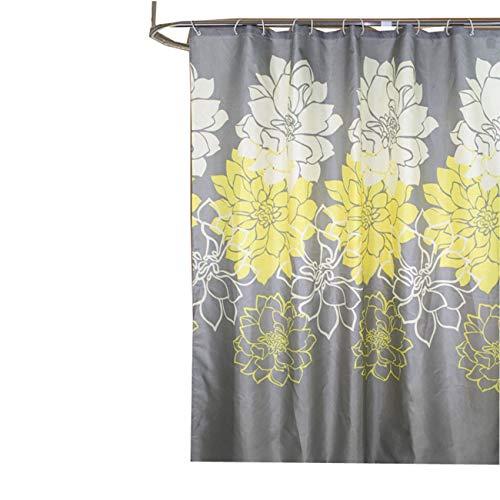 cortinas de baño extralarga
