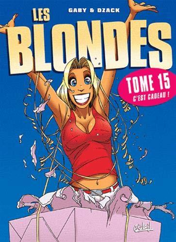 Les Blondes T15: C'est cadeau
