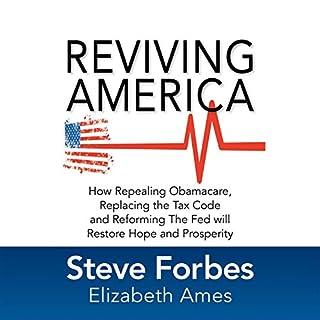Reviving America audiobook cover art