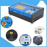 Samger Samger 220V Laser Engraver 40W CO2 Laser Engraving