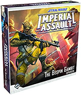 Fantasy Flight Games SWI24 Star Wars The Bespin Gambit Campaign Board Game