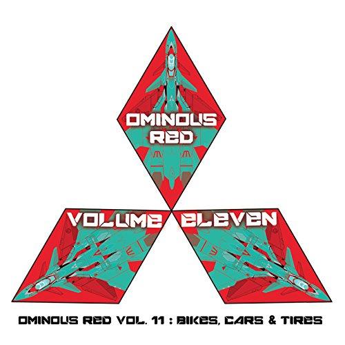 Ominous Red, Vol. 11: Bikes, Cars & Tires