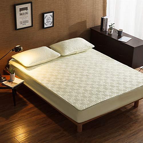 BOLO Las sábanas tienen bolsillos profundos, cómodos y resistentes a las arrugas, 120 x 200 cm+40 cm