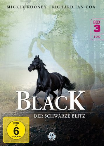 Black - Der schwarze Blitz DVD 3