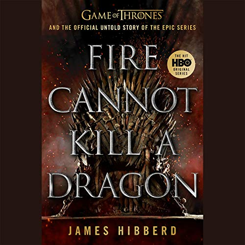 Couverture de Fire Cannot Kill a Dragon