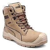 Men's Puma, Conquest 7 Inch CTX Waterproof Boot STONE 12 M