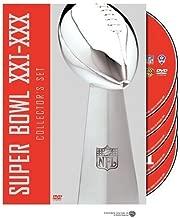 NFL Films Super Bowl Collection - Super Bowls XXI-XXX by NFL