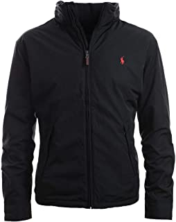 Polo Ralph Lauren Men's Full Zip Perry Jacket, Black